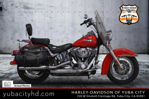 2010 Harley-Davidson Heritage Softail Classic